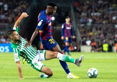 Barcelona's Ansu Fati becomes eligible to play for Spain