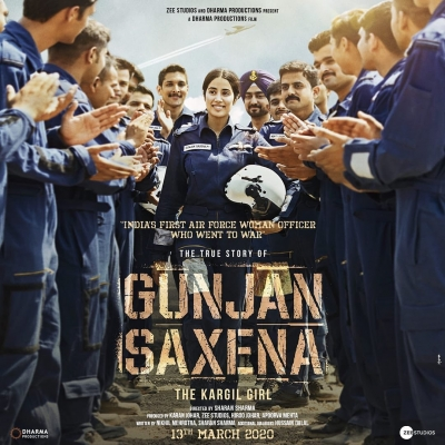 IAF objects to gender bias in movie 'Gunjan Saxena: The Kargil Girl'
