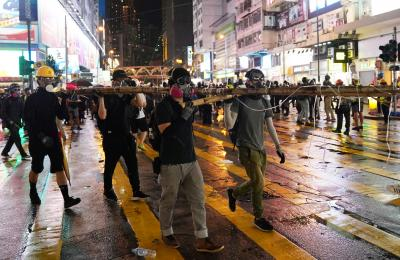 'HK mask ban legal when aimed at unauthorised demonstrations'