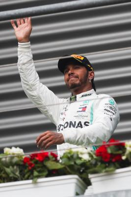 This is one of my weak circuits: Hamilton after Styrian GP win