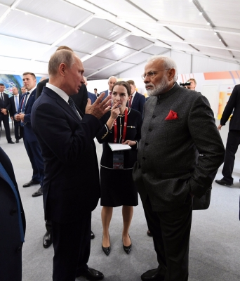 Russia ready to strengthen strategic partnership with India