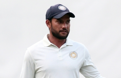 Saurashtra wishes Sheldon Jackson luck as he decides to move on
