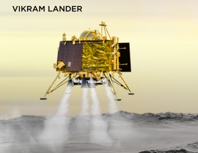 Vikram lander not found in NASA's latest images