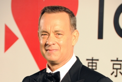 Tom Hanks has 'good news', 'bad news'