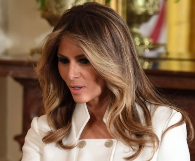 Revealed! What Melania is all about