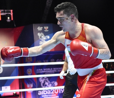 Panghal among 4 Indian boxers to seek quarterfinal spot at AIBA Men's World C'ships