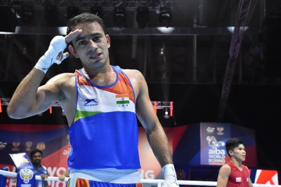 Panghal, Kaushik in semis at AIBA