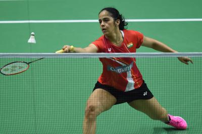 Saina Nehwal through to second round in Paris