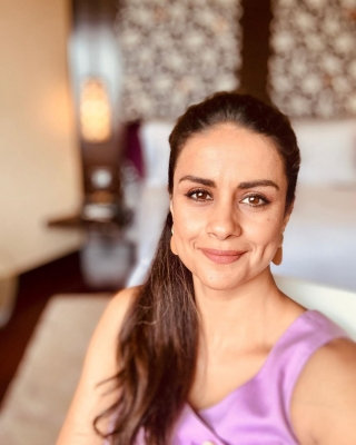 Gul Panag poses in 18-year-old dress