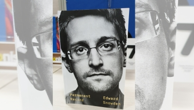 Your life now an open book, Snowden says in memoir