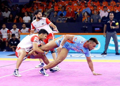 PKL 7: Maninder shines in Bengal Warriors' win