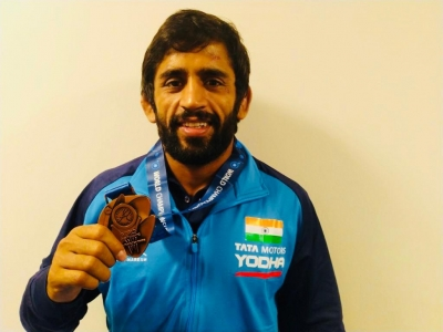 Bajrang in final, Deepak, Jitender out of Rome Ranking Series