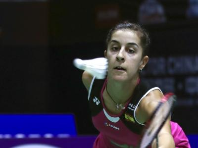 Carolina Marin enters China Open final