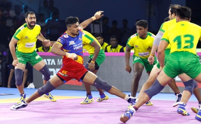 UP Yoddha beat Tamil Thalaivas 49-22