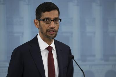 We share our support for racial equality: Sundar Pichai