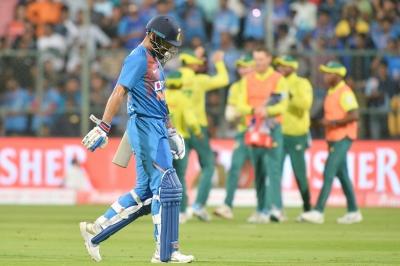 We weren't able to read the tempo of the game well: Kohli