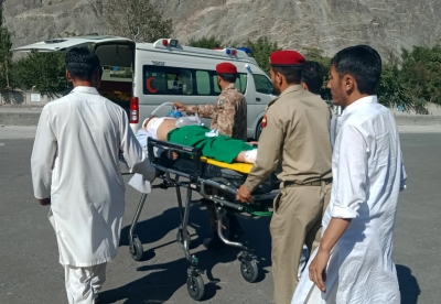8 killed in Pakistan road accident