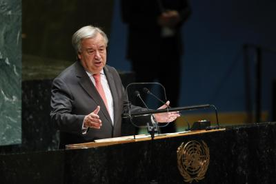I am disappointed with climate talk outcomes: Guterres