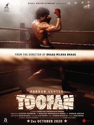 Rakeysh Omprakash Mehra: People across the world will identify with 'Toofaan'
