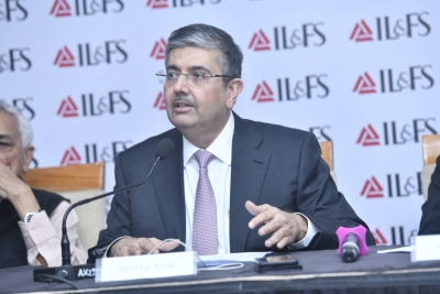 Uday Kotak's term as IL&FS Chairman extended by 1 year (Ld)