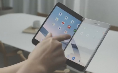 Microsoft Surface Duo to come with advanced stylus support
