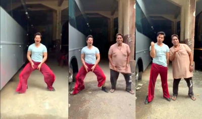 This is how Varun Dhawan goes on set everyday