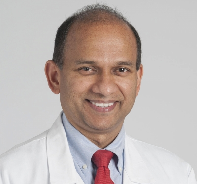 Indian doctor to head oncology dept in cleveland clinic (LEAD)