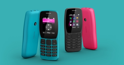 Nokia 110 feature phone launched in India