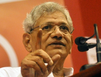 Yechury flays Modi, Shah for calling oppositions 'traitors'