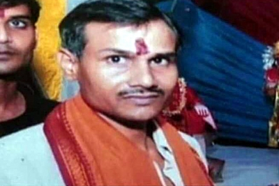 Reward of Rs 2.50 lakh each declared on Kamlesh Tiwari's killers