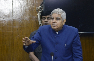 Bengal Governor questions 'state permission' to officials to attend meet