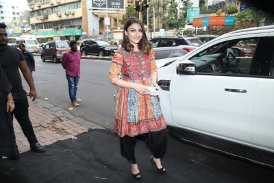 Soha Ali Khan's lockdown munchies