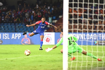ISL: NorthEast snatch a point from Bengaluru