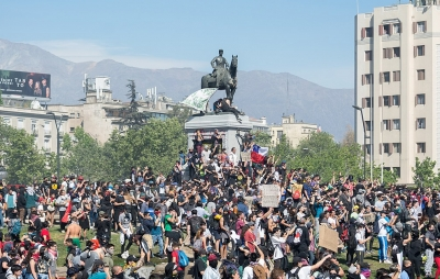 HRW urges Chile to respect human rights