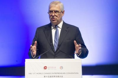 2nd Epstein victim claims to have slept with Prince Andrew