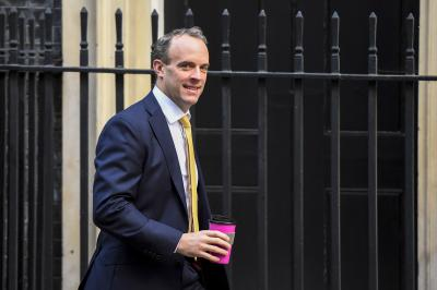 UK Foreign Secy defends relaxation of lockdown rules