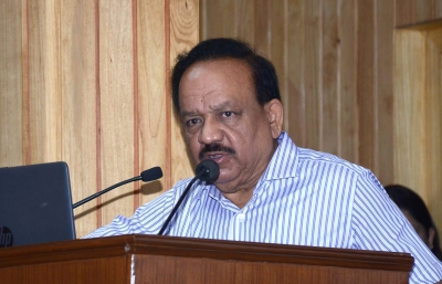 We stopped Ebola, will stop Coronavirus too: Harsh Vardhan