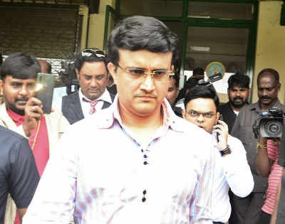 Happy to get back to Lord's as BCCI president: Ganguly