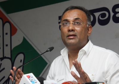After defeat, Dinesh Gundu Rao resigns as KPCC president (Lead)