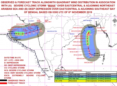 Keeping a close watch on cyclonic storm: Odisha govt 1