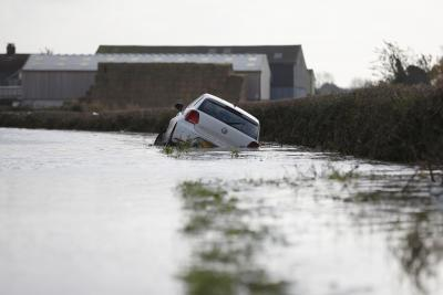 Storm Jorge to bring heavy rain, strong winds to UK