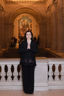 Nita Ambani elected honorary trustee of NY Metropolitan Museum of Art