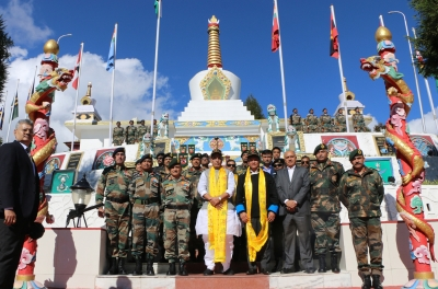 'India, China have shown great maturity in respecting LAC'