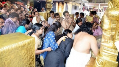 Two women from Andhra turned away by police at Sabarimala