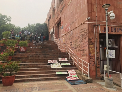 Top govt panel to decide on JNU stalemate