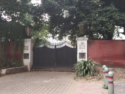 17 York Road: Where Nehru used to meet Edwina (Nov 14 is Jawaharlal Nehru's b'day)