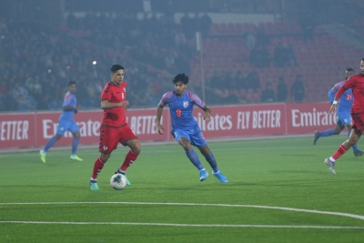 WC qualifier: Doungel goal helps India hold Afghanistan 1-1