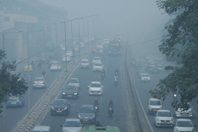Air quality falls to 'very poor' category in Delhi-NCR