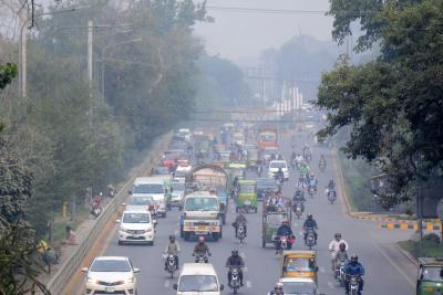 Excessive noise pollution in Lahore rings alarm