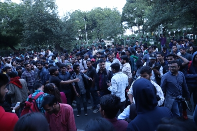 JNU students' march at behest of Left leaders: Spl Branch report (IANS Exclusive)